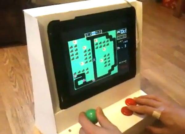 freekade ipad arcade cabinet