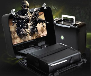 Gaems Suitcase Adds a Semblance of Portability to Your Console