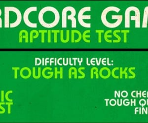 Hardcore Gamer Aptitude Test: One More Thing to Brag About