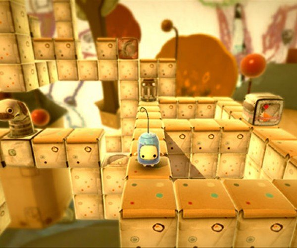 Ilomilo for Xbla: Dizzyingly Cute