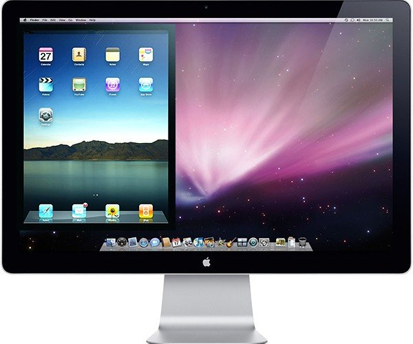 Touchscreen iMac With Ios Coming Soon? [Rumor]
