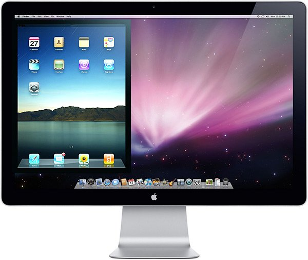 imac with ios rumor