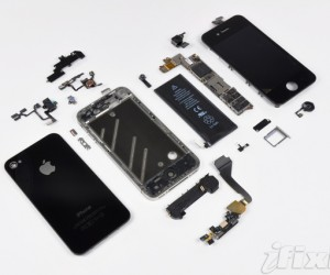IPhone 4 Ripped Apart by Ifixit