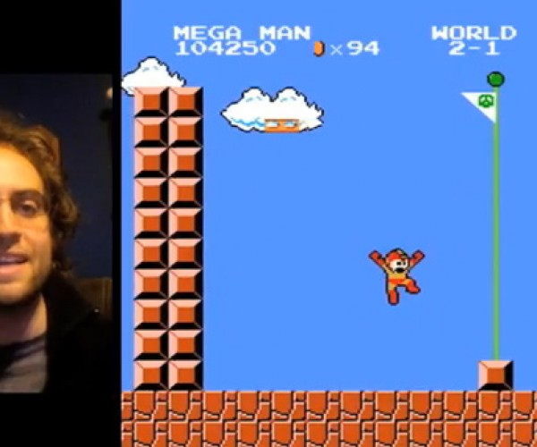 The Creator of Super Mario Bros Crossover is F-Ing Crazy [Nsfw]