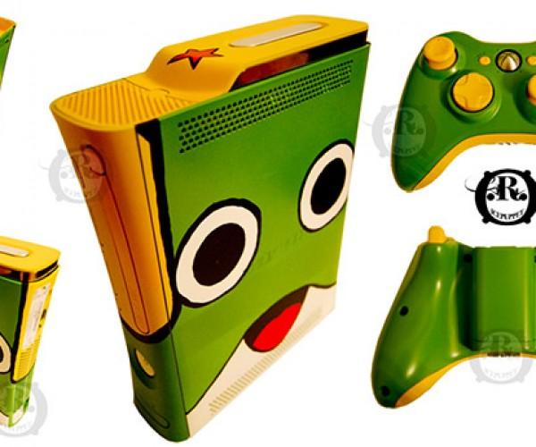 Keroro Gunso Xbox 360: Good Luck and Good Gaming