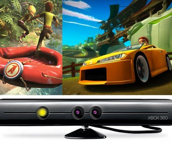 Kinect: Xbox 360 Project Natal Gets a Name