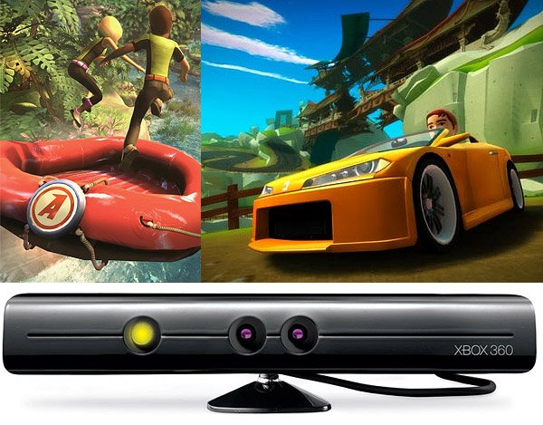 kinect xbox 360 project natal