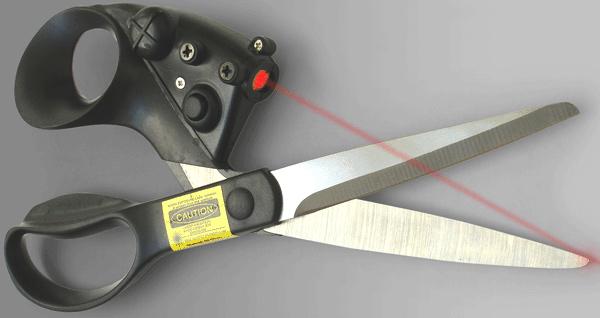 laser scissors 1
