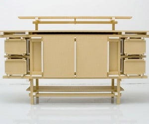 Designer LEGO Buffet Table: What Will We have Next?