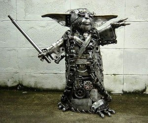 Buy This Metal Yoda, You Will.
