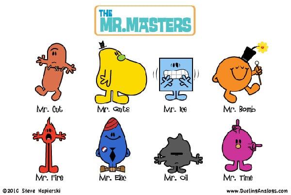 mr masters 1