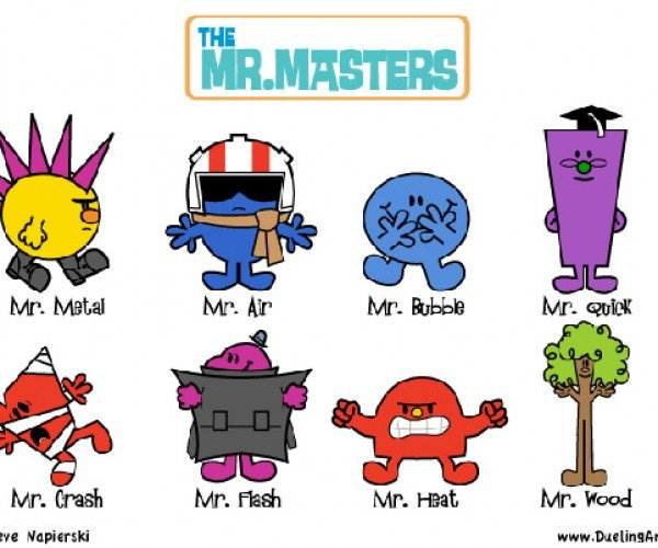 mr masters 2