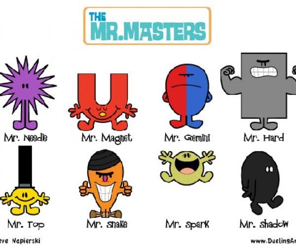 mr masters 3