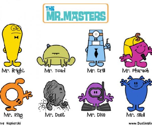mr masters 4
