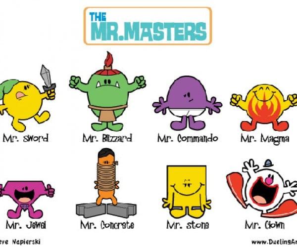 mr masters 5