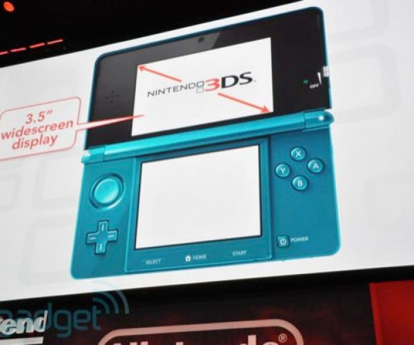 Nintendo 3DS Revealed at E3: No Price or Release Date Yet