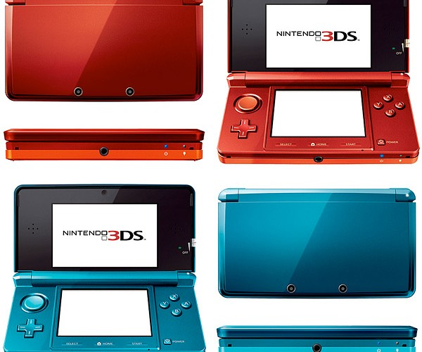 Nintendo 3DS Costs Just Over $100 to Build