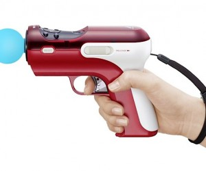 Playstation Move Ray Gun Controller: Didn'T Marvin the Martian have One of These?