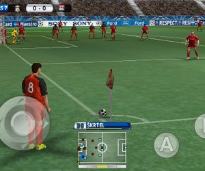 Pro Evolution Soccer 2010 Kicks Off on Apple'S Ios Devices
