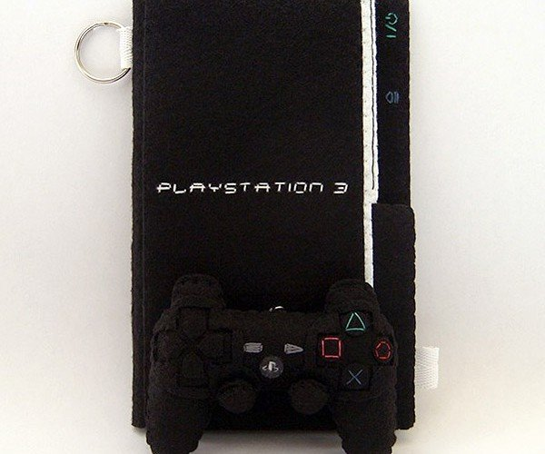 Carry Your Cell Phone Inside a PS3