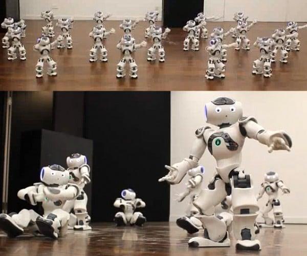 Dance, Robots, Dance!