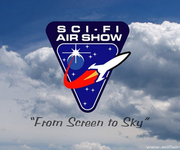 Sci-Fi Airshow: the Most Awesome Fake Exhibit You'Ll Ever See