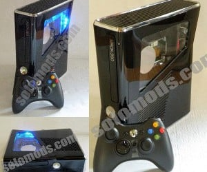 New Xbox 360 Gets First Official Casemod