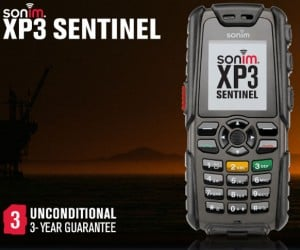 Sonim Xp3 Sentinel Mobile Phone Calls for Help and Can Survive Anything You Can Throw at It