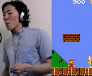 Super Beatbox Mario