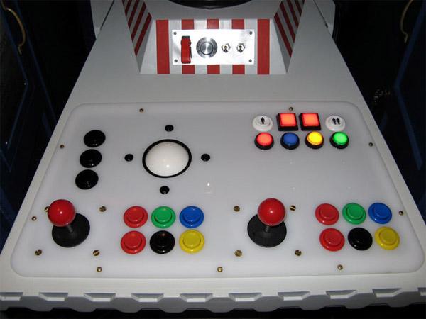 tardis_mame_arcade_controls