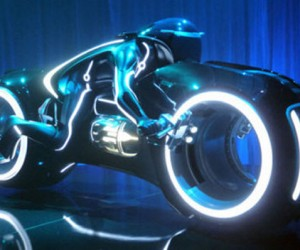 TRON Lightcycles That Really Run