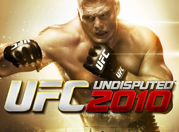ufc undisputed 2010 cover