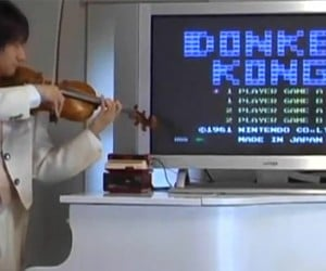 It's Video Game Violin Time!