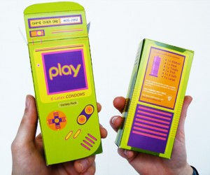Condoms for Retro Gamers: Let the Games Begin!