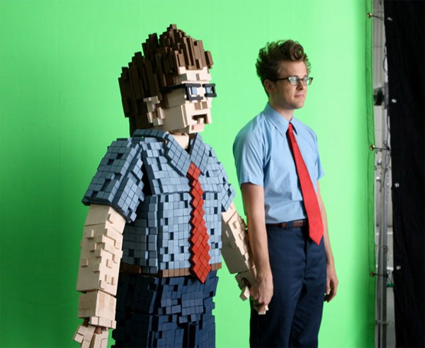 8 bit gary costume photo 1