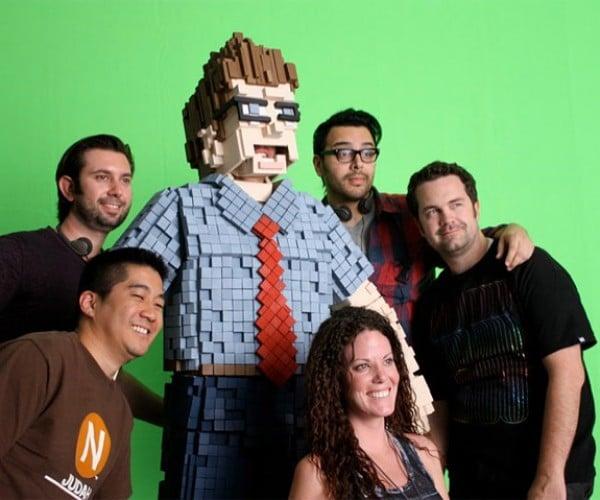 8 bit gary costume photo 3