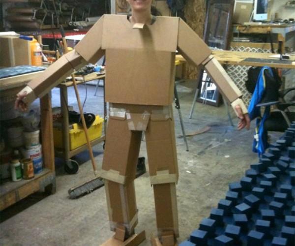 8 bit gary costume photo 5