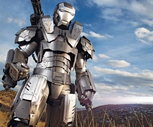 Iron Man War Machine Costume: Holy Smokes!