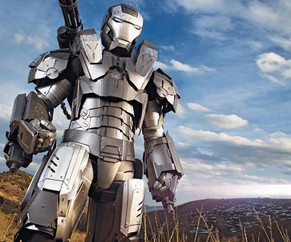 Iron Man War Machine Costume: Holy Smokes!