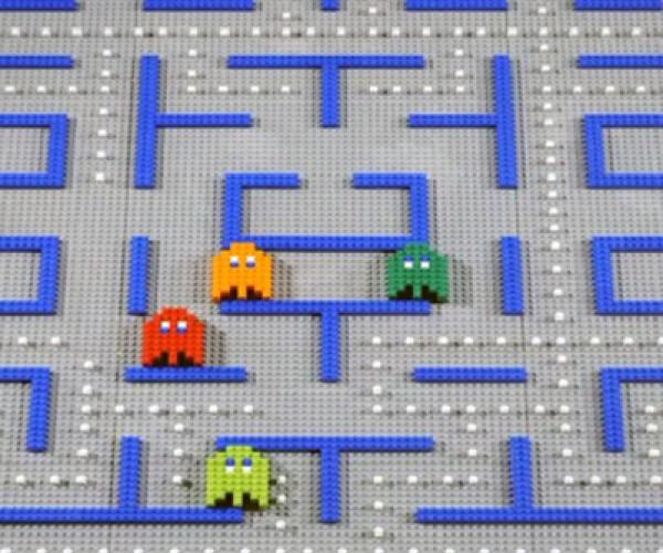 8-Bit LEGO Trip Video: Behind the Bricks