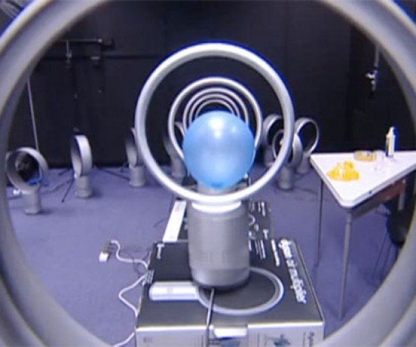 The Dyson Balloon Accelerator: No, You Can'T Ride in It.