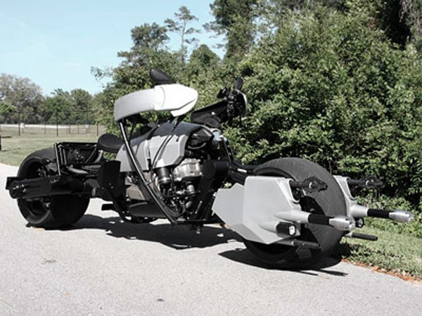 batpod replica pspod chopper motobike motorcycle batman