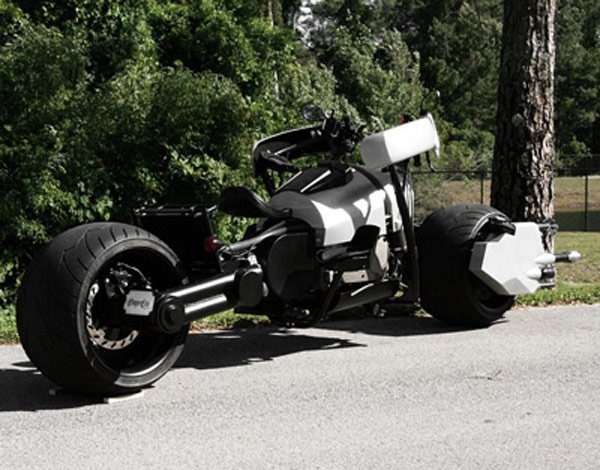 batpod replica pspod chopper motobike motorcycle batman