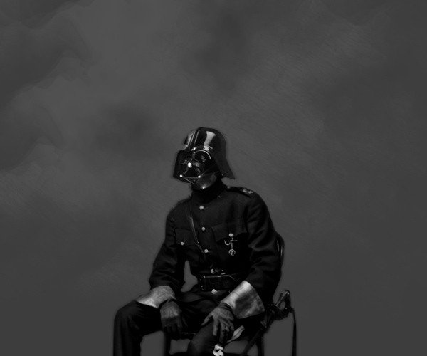 Darth Soldier: When Vader Just Wants to be a Stormtrooper