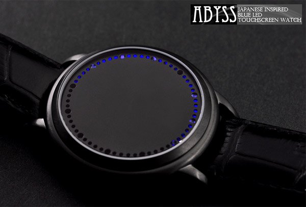 abyss led digital watch 3