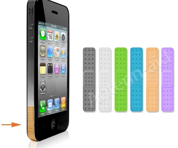 Antenn-Aid: a Band-Aid Solution for the iPhone 4 Antenna