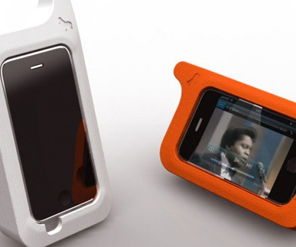 Arkhippo iPhone Case Concept is as Fat as a Hippo