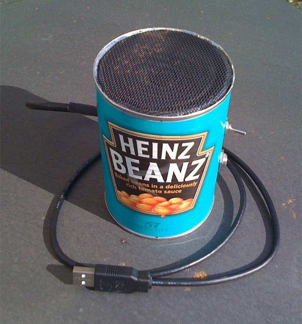 bean amplifier can of beans