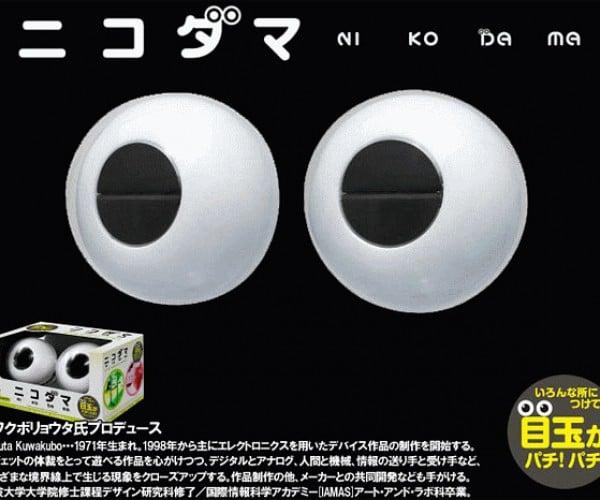 Blinking Googly Eyeballs: Why? Why Not?