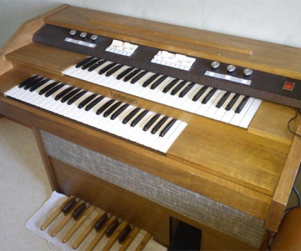 Chipophone: the 8-Bit Organ